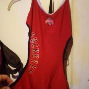 Women's Ohio State bathing suit